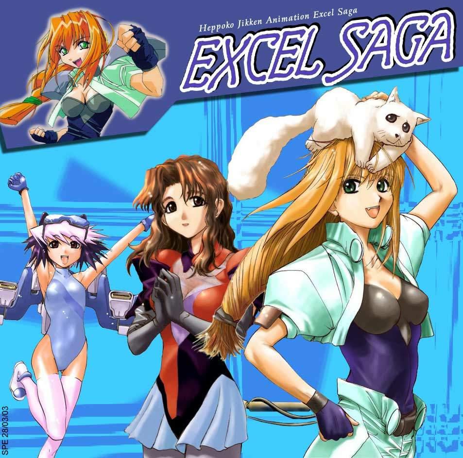 [Análise] Excel Saga 103989-1348509396