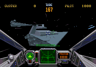 Star Wars Arcade Screenshot 2