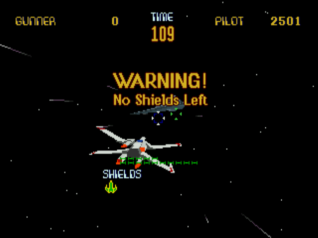 Star Wars Arcade Screenshot 3