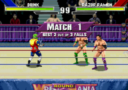 WWF WrestleMania - The Arcade Game Screenthot 2
