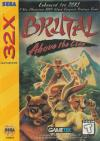 Brutal Unleashed - Above the Claw Boxart