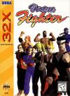Virtua Fighter Boxart