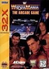 WWF WrestleMania - The Arcade Game Boxart