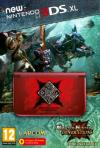 New Nintendo 3DS XL Monster Hunter Generations Edition + Case
