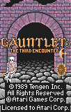 Gauntlet - The Third Encounter