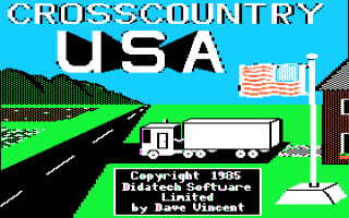 Crosscountry USA
