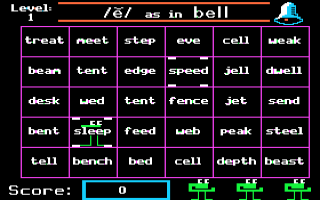 Word Munchers Screenshot 3