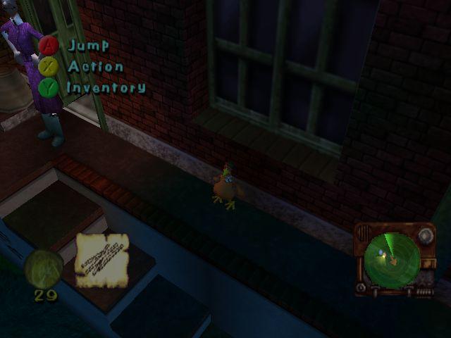 Play Chicken Run Online DC Game Rom - Sega Dreamcast Emulation