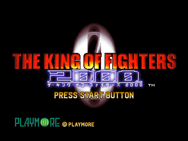 Play <b>The King of Fighters 2000</b> Online