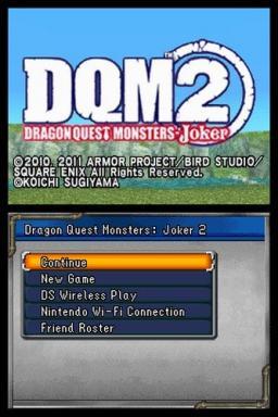 Dragon Quest Monsters: Joker 2 (DS) Game - DS Dragon Quest Monsters