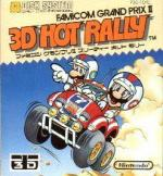 Famicom Grand Prix II - 3D Hot Rally Boxart
