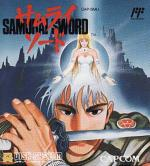 Samurai Sword Box Art Front