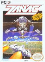 Zanac Box Art Front