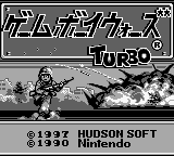 Gameboy Wars Turbo