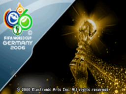 2006 FIFA World Cup - Germany 2006 Title Screen