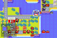 Advance Wars 2 - Black Hole Rising Screenshot 2