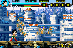 Astro Boy - Omega Factor Screenshot 2