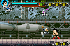 Astro Boy - Omega Factor Screenshot 3