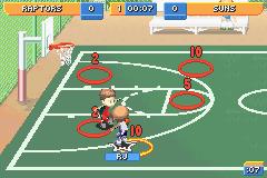 play backyard sports basketball 2007 online gba game rom game boy