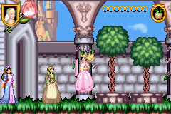 Barbie - The Princess and the Pauper Screenshot 1