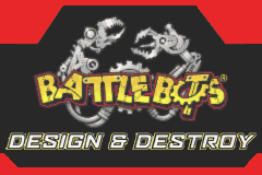 BattleBots - Design & Destroy Title Screen