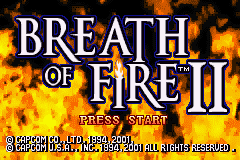 Play <b>Breath of Fire 2 Color Restoration</b> Online