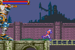 Castlevania - Harmony of Dissonance Screenshot 2