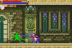 Castlevania - Harmony of Dissonance Screenshot 3
