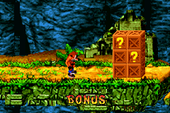Crash Bandicoot Advance Screenshot 1