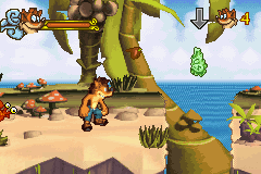Crash of the Titans Screenshot 1