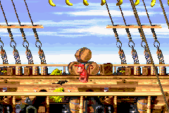 Donkey Kong Country 2 Screenshot 1