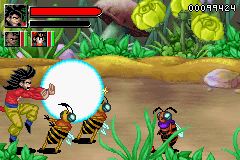 Play Dragon Ball GT - Transformation online - Game Boy Advance game