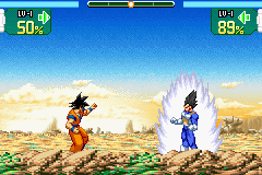 Dragon Ball Z - Supersonic Warriors Screenshot 2