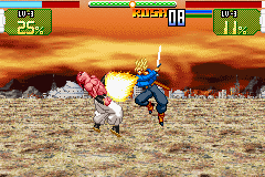 Dragon Ball Z - Supersonic Warriors Screenshot 3