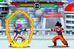 Dragon Ball Z - Taiketsu Screenshot 2