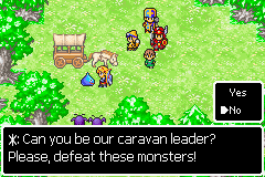 Dragon Quest Monsters - Caravan Heart (english translation)