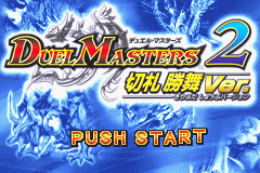 Duel Masters 2 - Kirifuda Shoubu Version