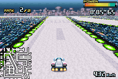 F-Zero - GP Legend Screenshot 1