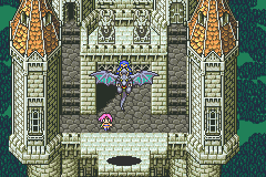 Final Fantasy V Advance Screenthot 2