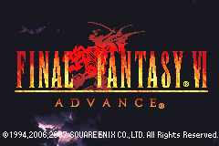 Play <b>Final Fantasy VI Advance (Restored)</b> Online
