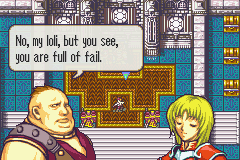 Fire Emblem - Gheb Fe Screenshot 1