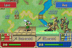 Fire Emblem - The Road to Ruin (demo v1.0)