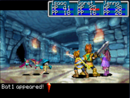 Golden Sun Screenshot 3