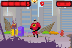Incredibles, The - Rise of the Underminer Screenshot 2