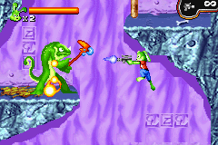 Jazz Jackrabbit Screenshot 2