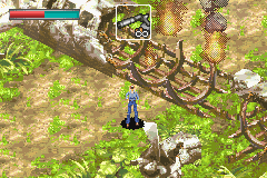 Play Jurassic Park III - Dino Attack Online GBA Game Rom