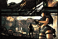 Lara Croft Tomb Raider - Legend Screenshot 3