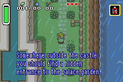The Legend of Zelda - A Link to the Past & Four Swords Screenshot 3