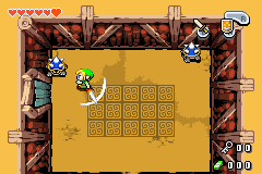 The Legend of Zelda - The Minish Cap (demo) Screenthot 2