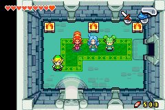 The Legend of Zelda - The Minish Cap Screenshot 2